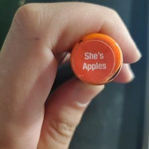 She's Apples lipsense